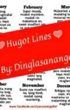 Hugot Lines  by dinglasanangelo
