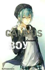 Campus Dream Boy by QueenInBlck