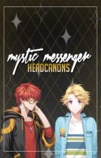 mystic messenger headcanons ✿ by young-and-improving
