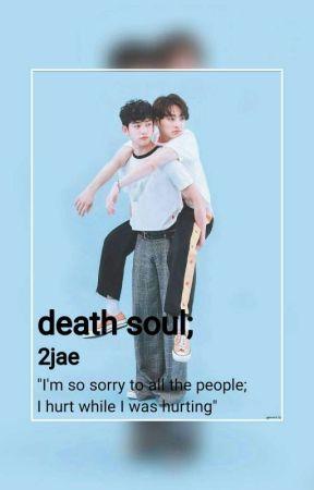 ⚣death soul; 2jae by szirke