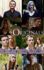 Mikaelson Family. || I Will Rewrote This. by Mikaelso_Elijah