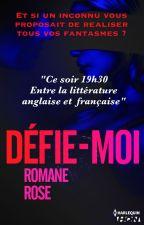 LE CAHIER ROUGE  SOUS CONTRAT D'EDITION HQN by ROMANEROSE