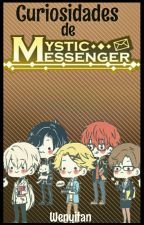 Curiosidades de Mystic Messenger  by Wenyitan