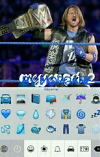 Messenger 2 | Raw and SmackDown Live by -rkhoes