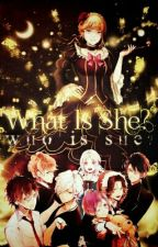 Who Is She? (Diabolik Lovers)(slow Updates) by fatema-chan