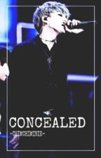 Concealed- Min Yoongi- by -ChimChiminie-