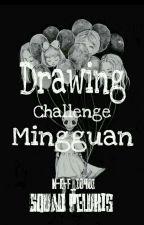 Drawing Challenge Mingguan~ by N-E-F_10401