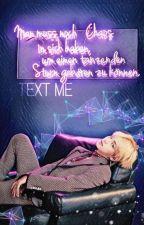 Vkook   Text Me [ITA] by marakurt