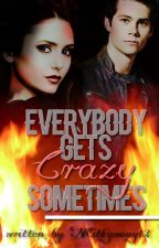 EVERYBODY GETS CRAZY SOMETIMES // Dylan O'Brien by Milkywaay12