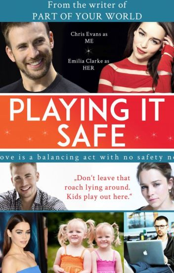 Playing It Safe:  A Playing it Cool Fanfic