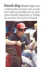 Friendship ※ 2jae & jinyeom  by onikaruka