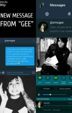 "New Message From ""Gee"" - (completa) by roxy__boy"