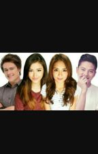 KathNiel & LizQuen × Reader by ChandreaLoveU