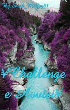 CHALLENG  by VioletRoseFT