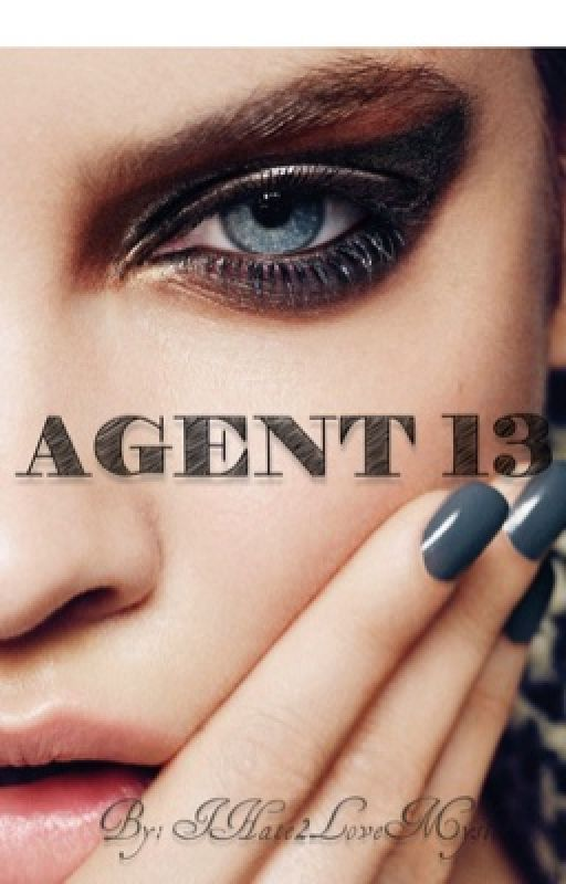 Agent 13 by IHate2LoveMyself