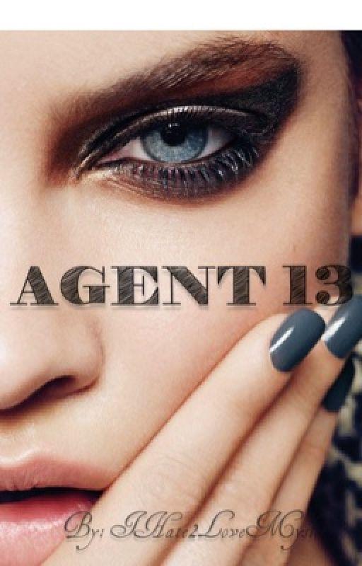 Agent 13 by IHate2LoveMyself
