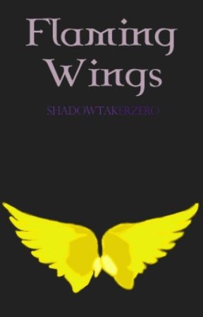 Flaming Wings by ShadowTakerZero