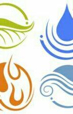 Los 5 elementistas (PJO y HoO) by jasongrace-fanfic
