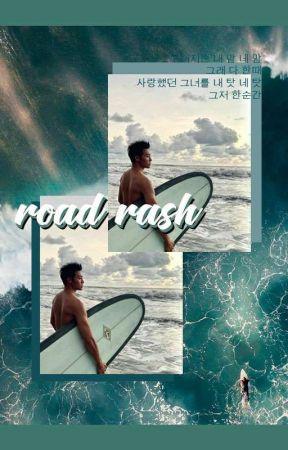 road rash #hyungwonho by aishalek