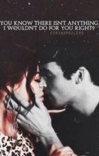 Thirteen Reasons Why (Ezria fanfic) by katrinaasalvador