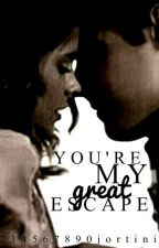 You're My Great Escape by 234567890jortini