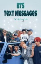 |BTS Text Messages-|Hebrew by Simple_girlol