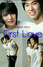 First Love by DheeCassieII