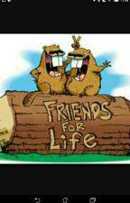 Mijn Vrienden En Ik  by Rik16305