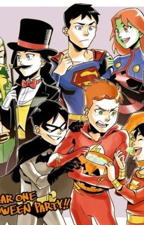 Young justice one shots!!!! by candylover2645