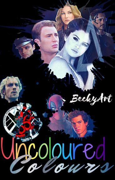 Uncoloured Colours [Avengers]