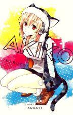Akiko  (naruto) by kukatt