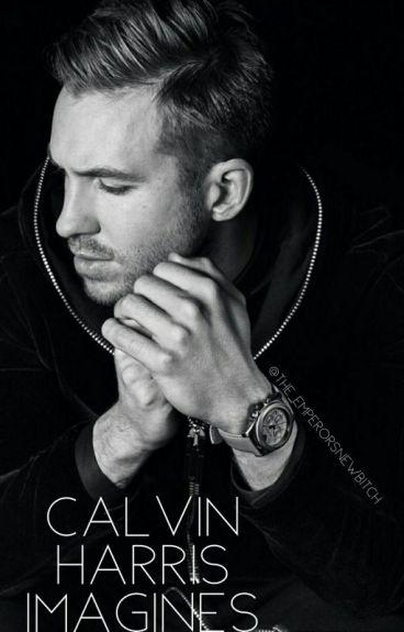Calvin Harris Imagines