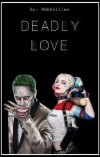 The Deadly Love - Arlequina & Coringa by Sweet_pudinzao