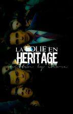 LA FOLIE EN HÉRITAGE | Batman by mistie-