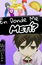 En Donde Me Meti?(fnafhs/tu) by AllyLaLoka