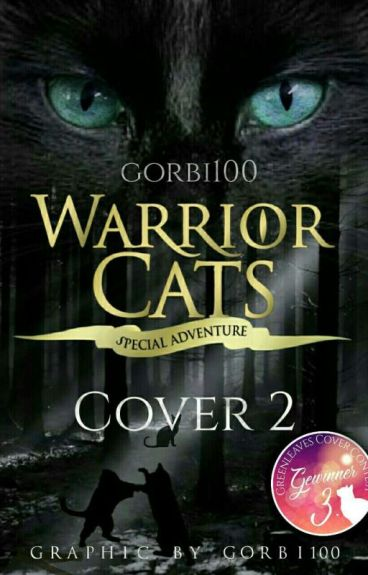 Warrior Cats - Cover 2 // open!