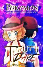 Pokemon Truth or Dare  by KevinMacias796