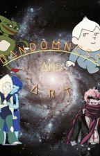 My Art and Randomness Book! by TiredBeanieBirb