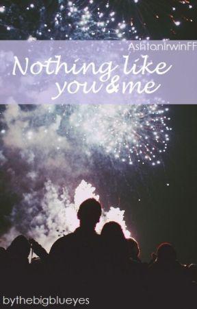 Nothing like you & me • A.I by thebigblueyes