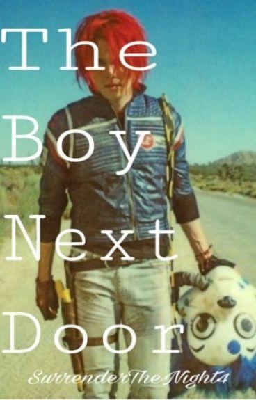 The Boy Next Door (Party Poison X Reader)