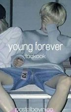 young forever × taekook by pastelboynico