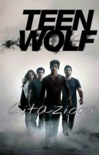 CITAZIONI teen Wolf by Mary_2312_