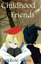 Childhood Friends | 幼なじみ (Tsurugi Kyousuke x OC) [DISCONTINUED] by DarkRose-Chan