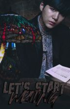 let's start writing |yoonmin one-shot| by jjosmy