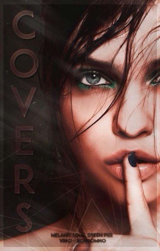 Обложки.  by Melanie_Soup