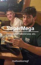 SuperMega Imagines/Preferences etc. by PapaYoongi