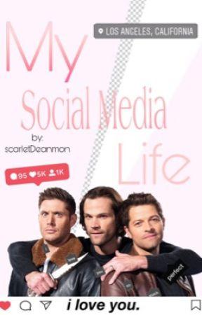 My Social Media Life (Jensen Ackles FanFic)  by scarletDeanmon