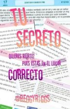 Tu Secreto by R_Riggs_Ann