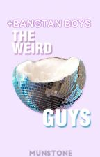 The Weird Guys : + Bangtan Boys by -miggo-