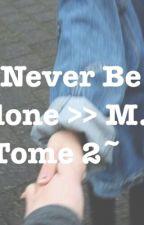 "TOME 2 ""Never Be Alone""Matthew espiona by caro-0505"